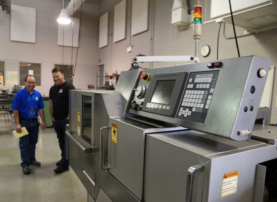 Elgin Community College Swiss Automation