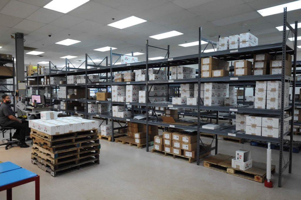 Swiss Automation Interior