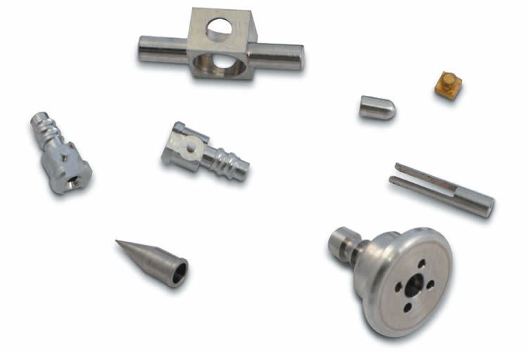 precision turned components for medical device manufacturers